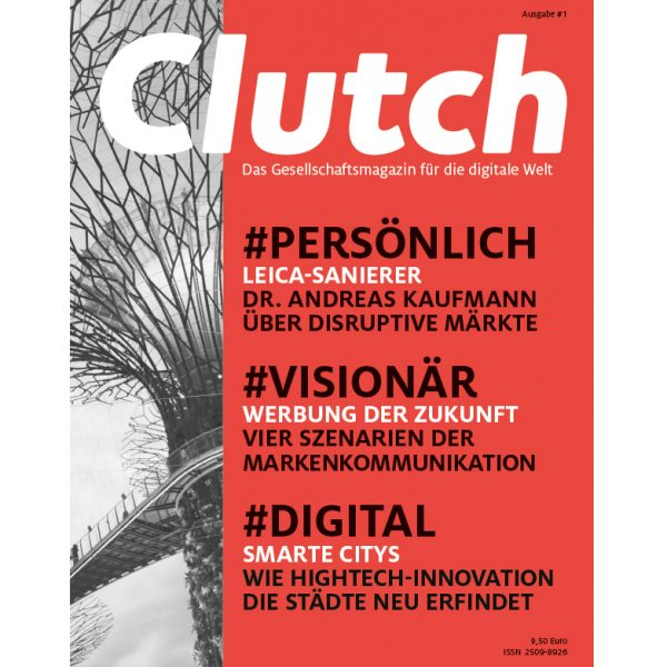 Clutch Ausgabe #1 Cover