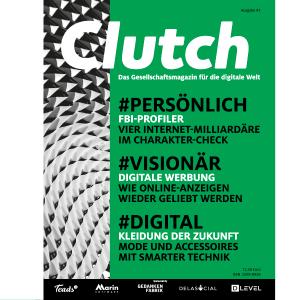 Clutch Magazin Cover zweite Ausgabe