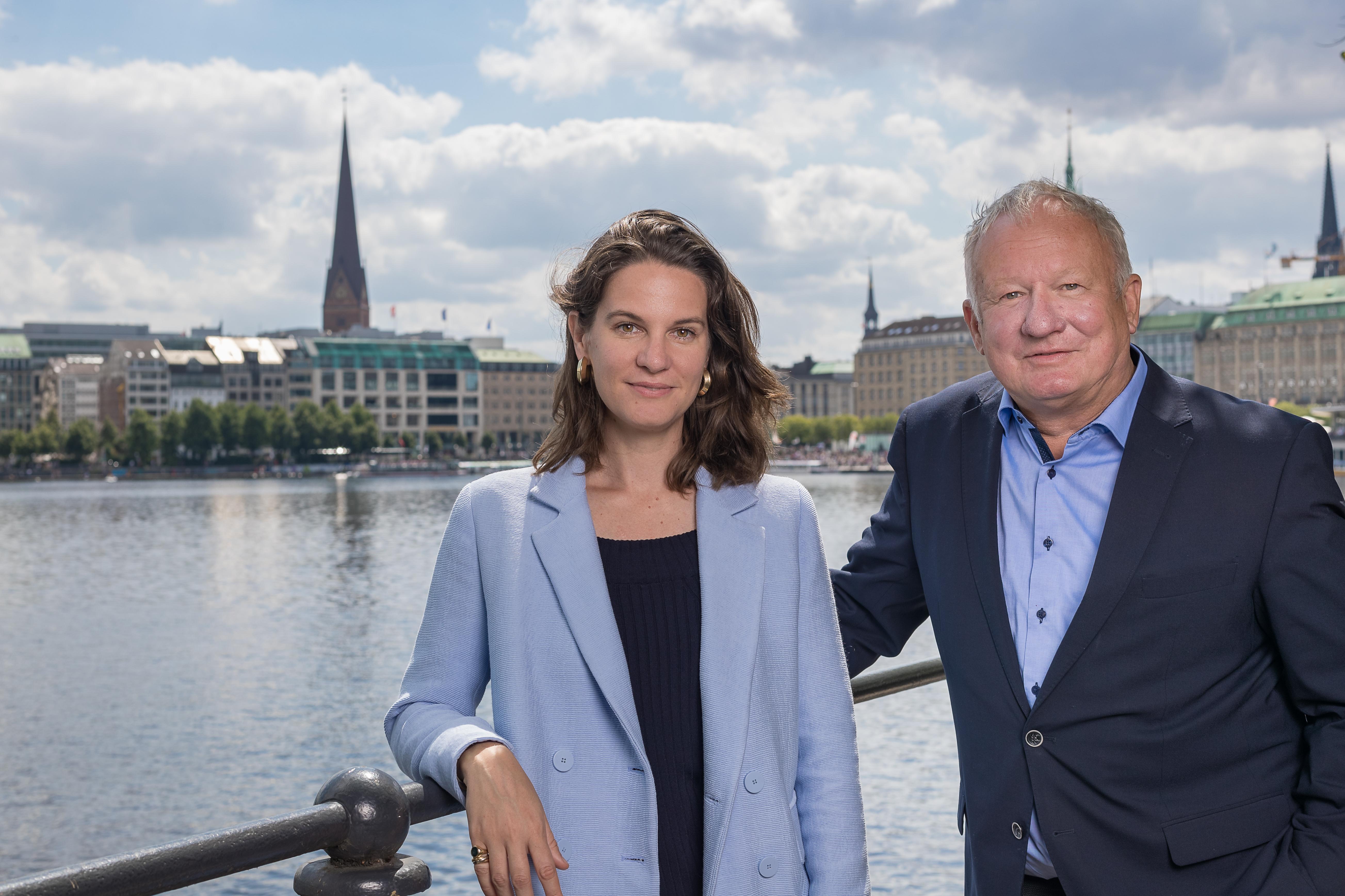 Anna Schwan und Uwe Jens Neumann Foto_ Nicolas Döring
