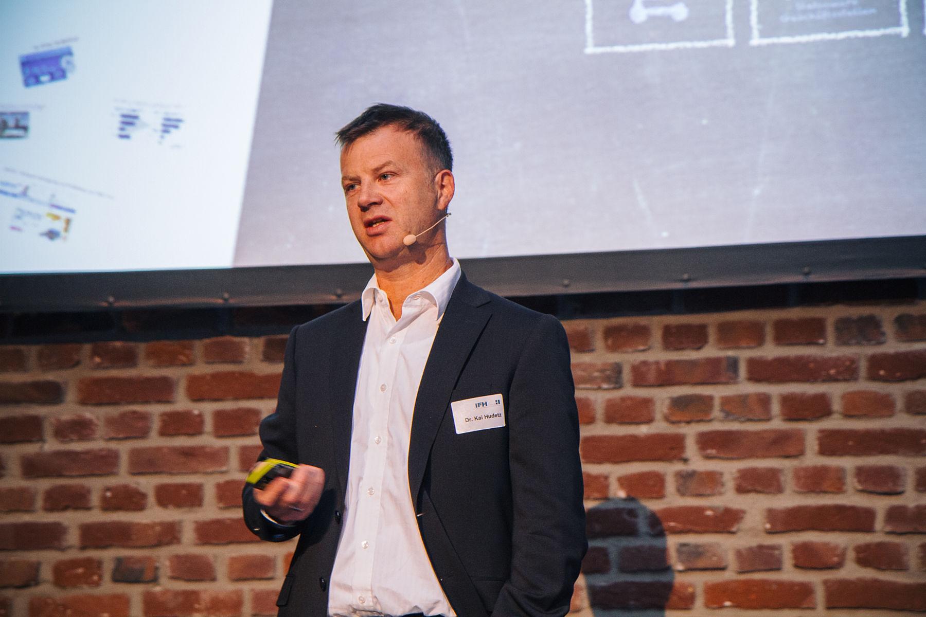 Kai hudetz Geschäftsführer | IFH Köln