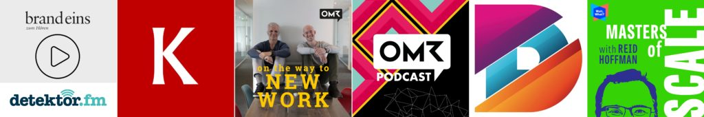 Podcast-Empfehlungen von Online Marketing Rockstars für Clutch