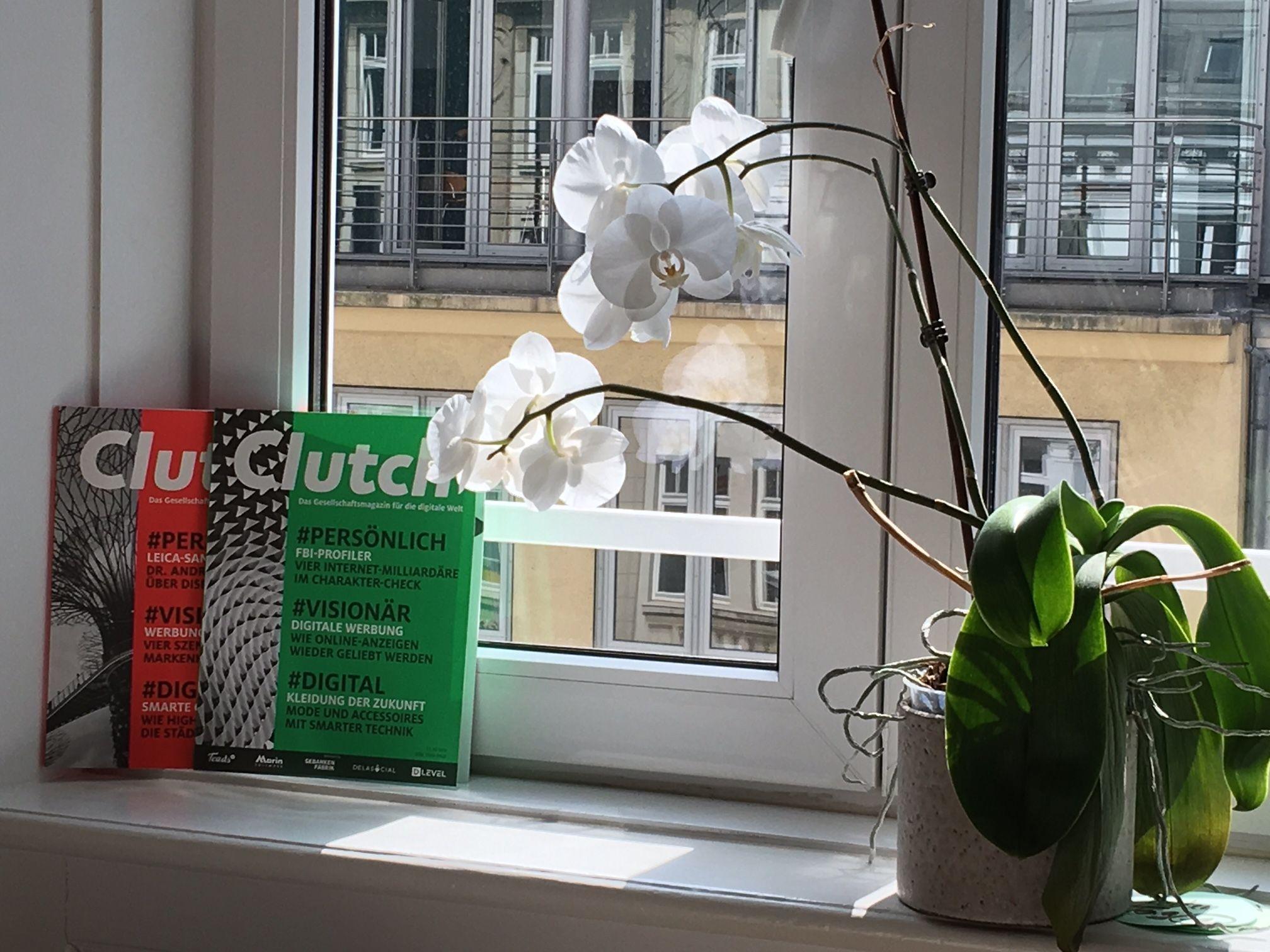 Clutch Magazin 1 und 2