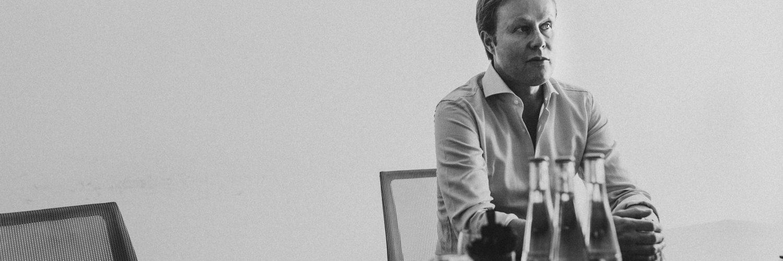 Clutch Online im Interview mit dem Fintech-Experten Alexander Artopé (Bild: Xiomara Bender)
