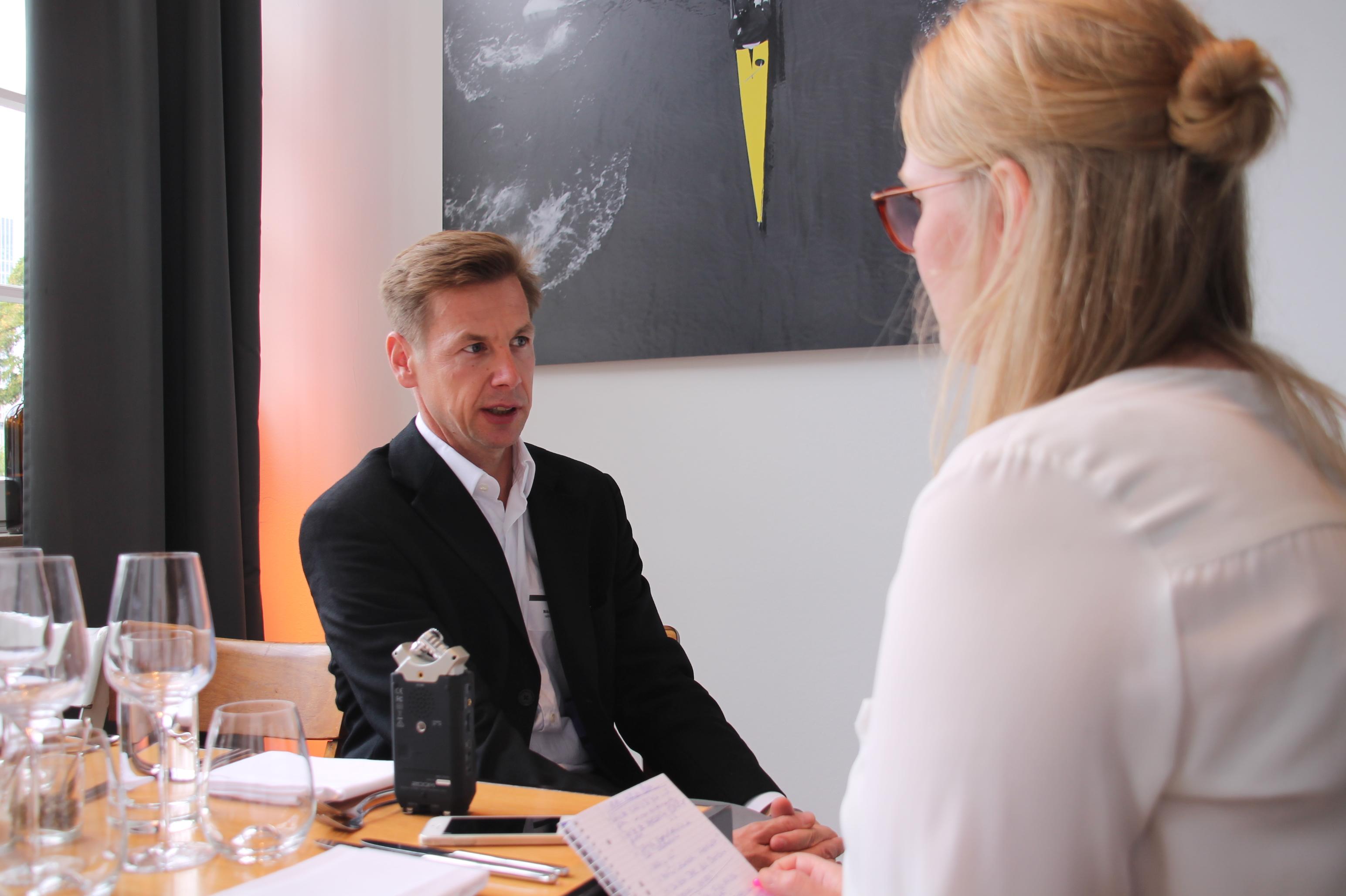 Nikolaus von Graeve im Interview mit Clutch