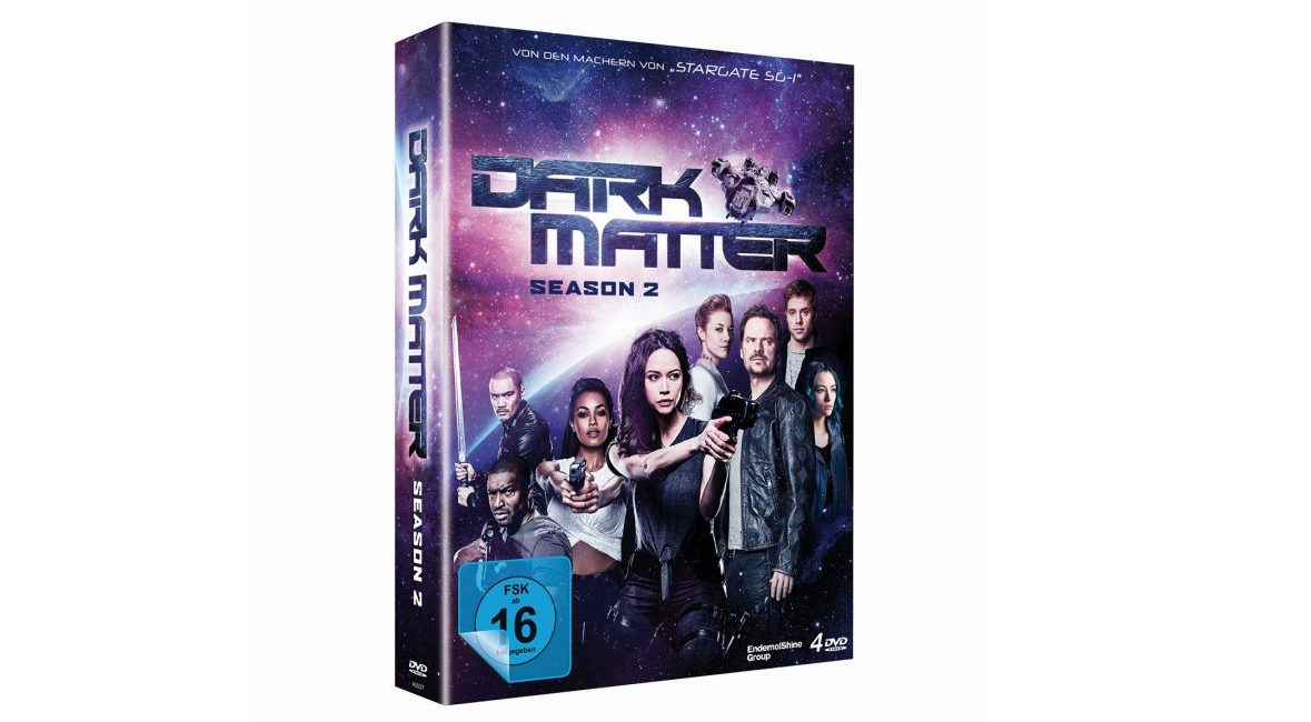 Dark Matter Cover Staffel 2