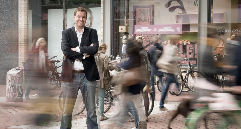 Dr. Willms Buhse ist Gründer und CEO der Hamburger Managementberatung doubleYUU sowie des innovativen Weiterbildungspartners d-cademy Quelle: doubleyuu