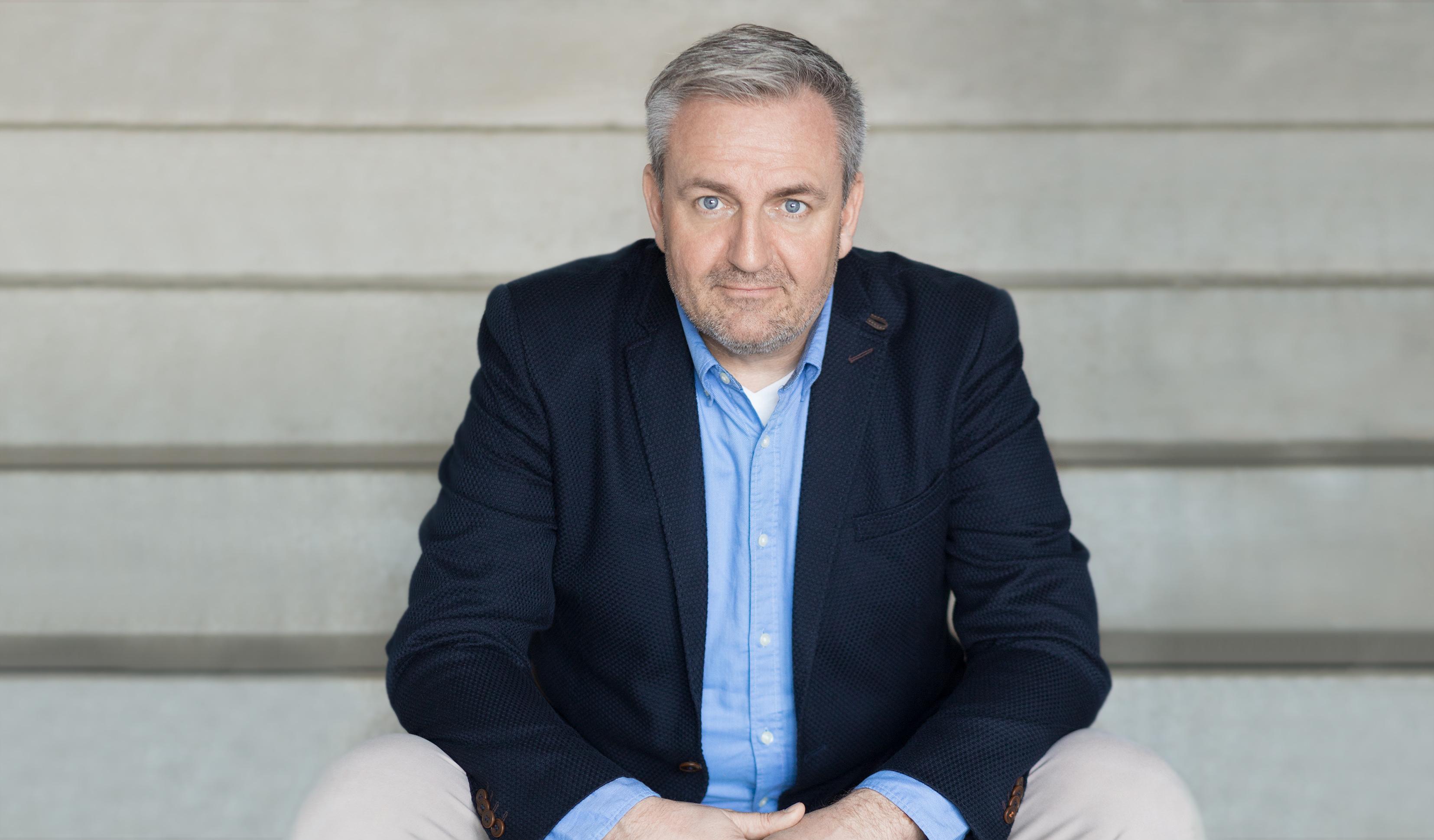 Sven Enger ist Keynote Speaker auf der B.A.U.M.-Jahrestagung in Darmstadt. (Bildcredit: Sven Enger)