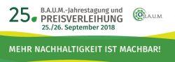 Am 25. und 26. August findet in Darmstadt zum 25. Mall die Jahrestagung des Verbandes statt.