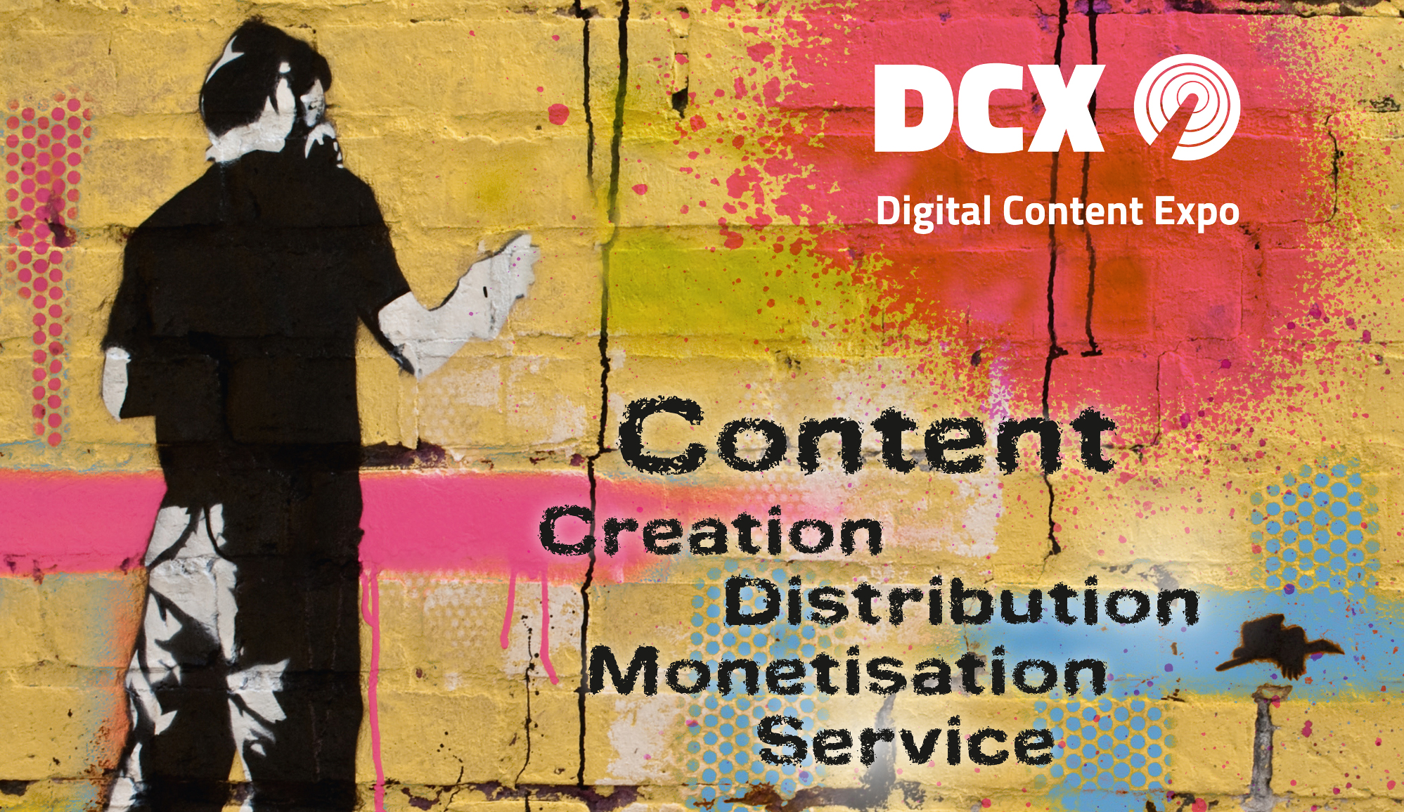 DCX Digital Content Expo 2018