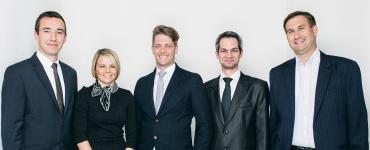 Das Management Team von ApiOmat (Bild: ApiOmat)