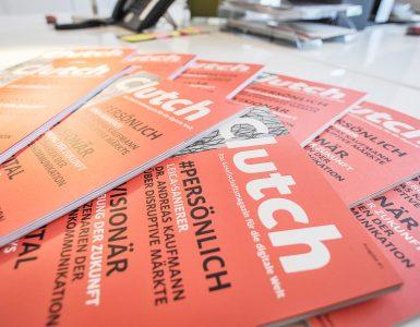 Im Sommer erscheint ein KI-Special von Clutch by Frau Wenk (Bild: Klaus Knuffmann)