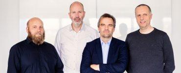 Das Team von Ubirch rund um CEO Stephan Noller