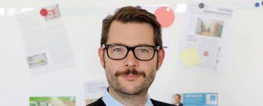Alexander Becker, Chefredakteur Clutch