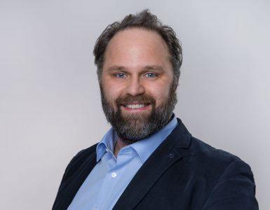 Sebastian Hoop, Geschäftsführer collectAI