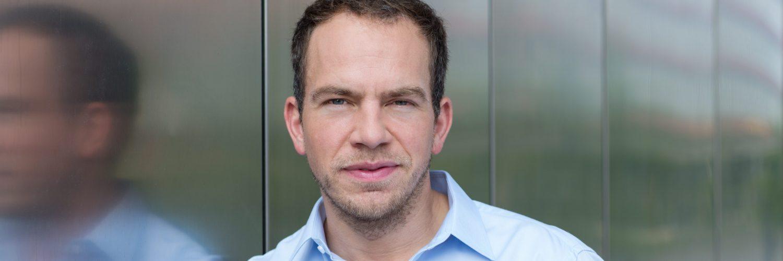 Exporo-CEO Simon Brunke