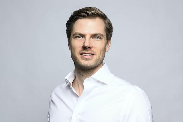 Kenkou-Geschäftsführer Matthias Puls