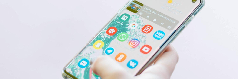 Werden oft auf dem Smartphone genutzt: Digitale Gesundheitsanwendungen